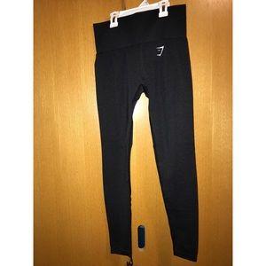 Gymshark Vital Seamless Legging Black Size XS